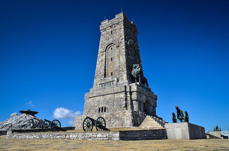 """""""Паметник на свободата"""", връх Шипка"""