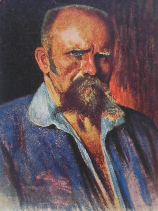 Портрет на Антс Лайкмаа