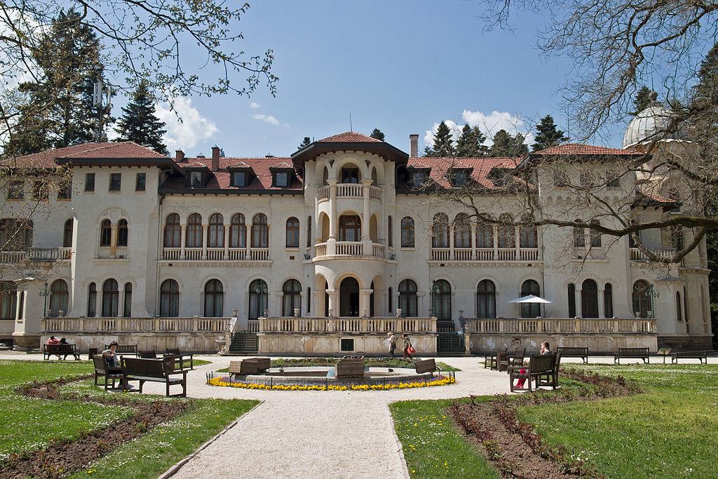 """Снимка на двореца Врана от миналогодишния конкурс """"Уики обича паметниците"""", използвана в Уикипедия на 10 езика; Noncho Iliev; CC-BY-SA-4.0"""