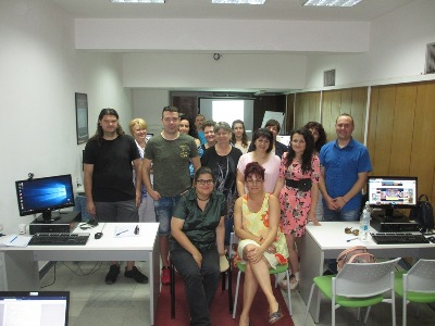 Обучение Уикипедия Вася Атанасова Пловдив, лято 2018