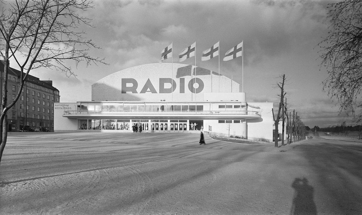 Архивните фотографии на Финландската национална телевизионна компания вече в Общомедия под свободен лиценз
